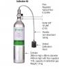 Set calibrare pentru HCFC / HFC, CO2 / NH3